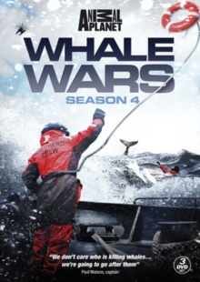 Whale Wars: Season 4, DVD  DVD