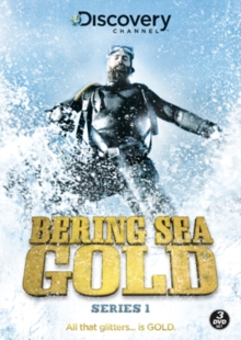 Bering Sea Gold: Series 1, DVD  DVD