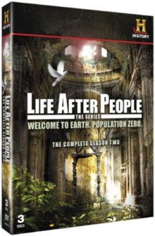 Life After People: The Complete Season Two, DVD  DVD