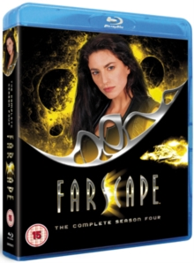 Farscape: Season 4, Blu-ray  BluRay