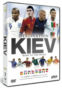Destination Kiev, DVD  DVD