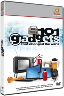 101 Gadgets That Changed the World, DVD  DVD