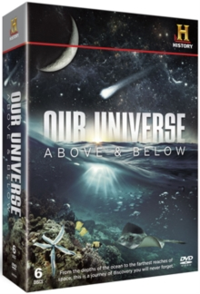 Our Universe: Above and Below, DVD  DVD