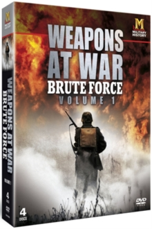 Weapons at War: Brute Force - Volume 1, DVD  DVD
