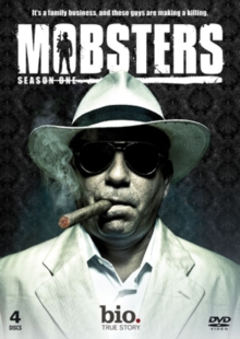 Mobsters: The Complete Season 1, DVD  DVD