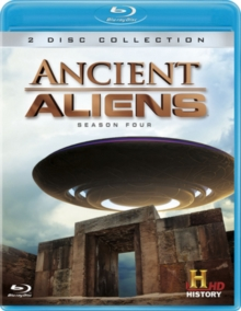 Ancient Aliens: Season 4, Blu-ray  BluRay