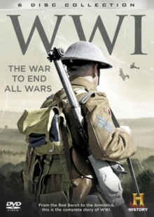 WWI: The War to End All Wars, DVD  DVD