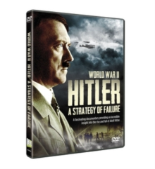 World War II - Hitler: A Strategy of Failure, DVD DVD