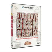 You Have Been Warned, DVD  DVD