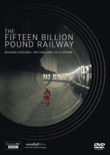 The Fifteen Billion Pound Railway, DVD DVD