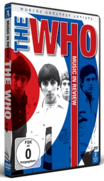 The Who: Music in Review, DVD DVD