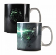 Harry Potter - 'Voldemort' Heat Changing Mug, Toy Book