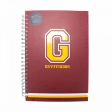 HP - G For Gryffindor Notebook, Toy Book