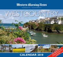 WEST COUNTRY 2019 SPECIAL WALL CALENDAR, Spiral bound Book