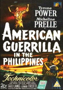 American Guerrilla in the Philippines, DVD  DVD