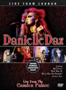 Danielle Dax: Live from London, DVD  DVD