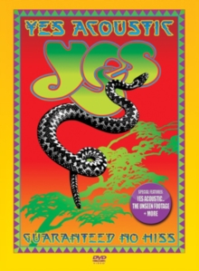 Yes: Acoustic, DVD  DVD