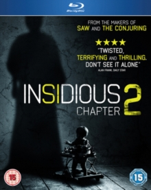 Insidious - Chapter 2, Blu-ray  BluRay