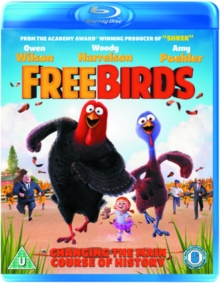 Free Birds, Blu-ray  BluRay