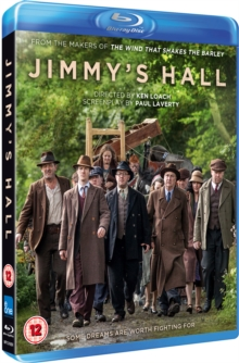 Jimmy's Hall, Blu-ray  BluRay