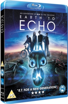 Earth to Echo, Blu-ray  BluRay