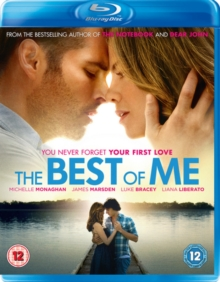 The Best of Me, Blu-ray BluRay