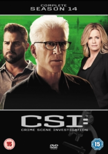 CSI - Crime Scene Investigation: The Complete Season 14, DVD  DVD