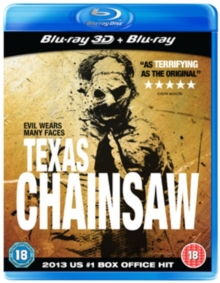 Texas Chainsaw, Blu-ray  BluRay