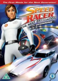 Speed Racer: The Next Generation, DVD  DVD