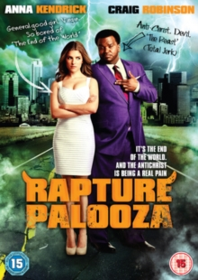 Rapture-palooza, DVD  DVD
