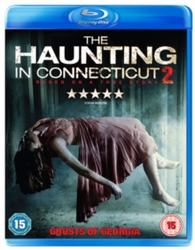 The Haunting in Connecticut 2 - Ghosts of Georgia, Blu-ray BluRay