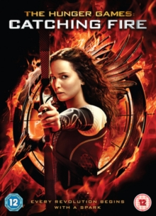 The Hunger Games: Catching Fire, DVD DVD