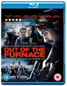 Out of the Furnace, Blu-ray  BluRay