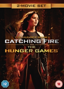 The Hunger Games/The Hunger Games: Catching Fire, DVD DVD