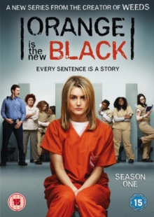 Orange Is the New Black: Season 1, DVD  DVD