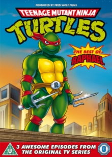 Teenage Mutant Ninja Turtles: Best of Raphael, DVD  DVD