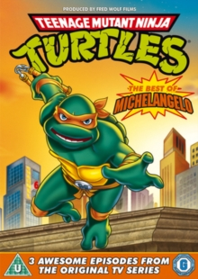 Teenage Mutant Ninja Turtles: Best of Michelangelo, DVD  DVD