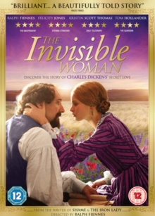 The Invisible Woman, DVD DVD