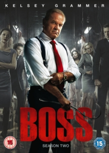 Boss: Season 2, DVD  DVD