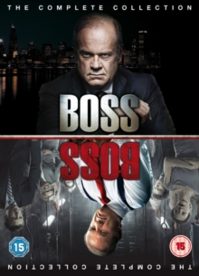 Boss: Seasons 1 and 2, DVD  DVD