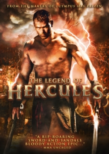 The Legend of Hercules, DVD DVD