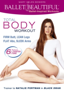 Ballet Beautiful Total Body Workout, DVD  DVD