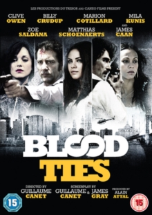 Blood Ties, DVD  DVD
