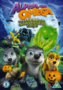 Alpha and Omega: The Legend of the Saw Tooth Cave, DVD  DVD