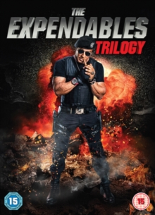 The Expendables Trilogy, DVD DVD