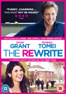 The Rewrite, DVD DVD