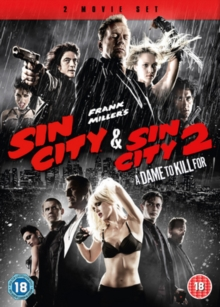 Sin City/Sin City 2 - A Dame to Kill For, DVD  DVD