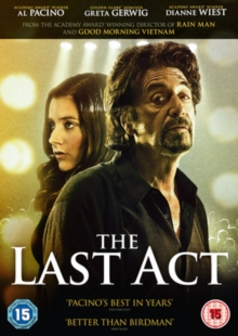 The Last Act, DVD DVD