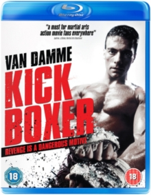 Kickboxer, Blu-ray  BluRay