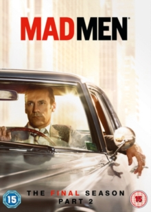 Mad Men: The Final Season - Part 2, DVD DVD